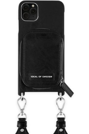 IDEAL OF SWEDEN Telefoon - Active Necklace Case iPhone 11 Pro Max Liberty Black
