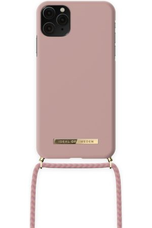 IDEAL OF SWEDEN Dames Telefoon - Ordinary Phone Necklace Case iPhone 11 Pro Max Misty Pink