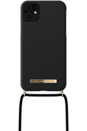 IDEAL OF SWEDEN Telefoon - Ordinary Phone Necklace Case iPhone 11 Jet Black