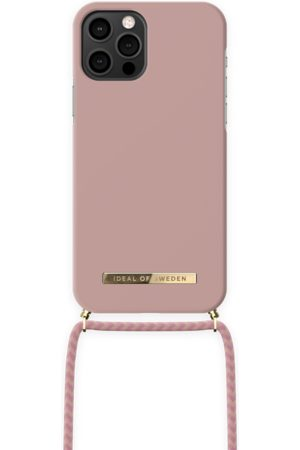 IDEAL OF SWEDEN Dames Telefoon - Ordinary Phone Necklace Case iPhone 12 Pro Misty Pink