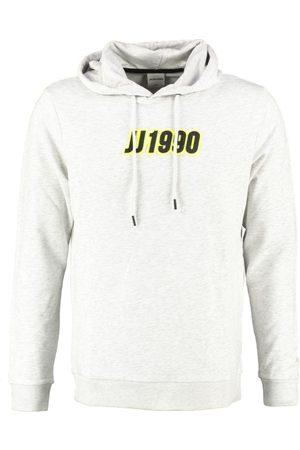 JACK & JONES Grijze sweater hoodie