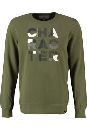 Garcia Armygroene sweater