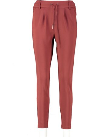 ONLY Poptrash steenrode tapered chino broek