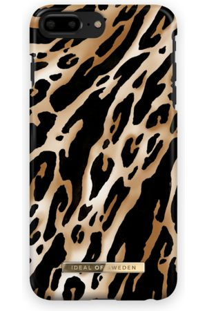 IDEAL OF SWEDEN Fashion Case iPhone 8 Plus Iconic Leopard