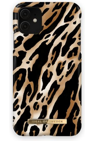 IDEAL OF SWEDEN Fashion Case iPhone 11 Iconic Leopard