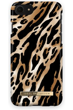 IDEAL OF SWEDEN Telefoon - Fashion Case iPhone 8 Iconic Leopard