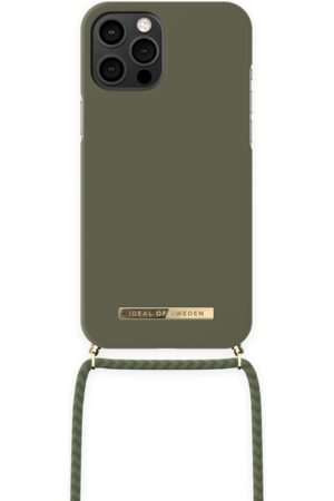IDEAL OF SWEDEN Ordinary Necklace iPhone 12 PRO MAX Cool Khaki