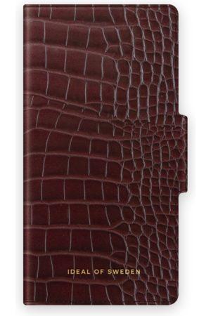 IDEAL OF SWEDEN Atelier Wallet iPhone 8 Plus Scarlet Croco
