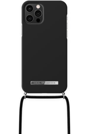 IDEAL OF SWEDEN Ordinary Necklace iPhone 12 Pro Ultra Black