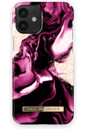 IDEAL OF SWEDEN Telefoon - Fashion Case iPhone 12 Mini Golden Ruby