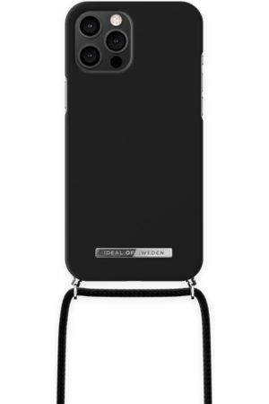 IDEAL OF SWEDEN Ordinary Necklace iPhone 12 PRO MAX Ultra Black