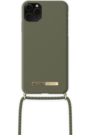 IDEAL OF SWEDEN Ordinary Necklace iPhone 11 Pro Max Cool Khaki