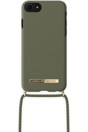 IDEAL OF SWEDEN Ordinary Necklace iPhone 8 Cool Khaki
