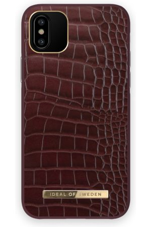 IDEAL OF SWEDEN Atelier Case iPhone 11 Pro Scarlet Croco