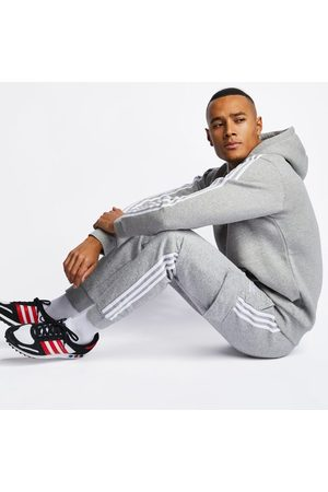 adidas Heren Cargo's - Adicolor Cargo - Heren Broeken - Grey - 70% Katoen, 30% Polyester - Maat XS - Foot Locker