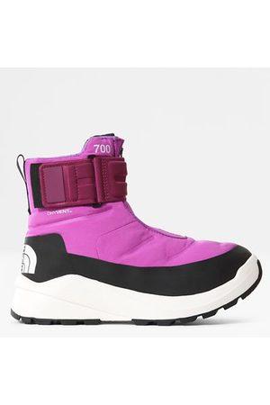 TheNorthFace The North Face Nuptse Ii-strap Boots Voor Dames Swtviolt/tnfblk Größe 36 Dame