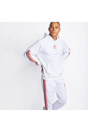Adidas Chile 20 Pullover Hoodie - Heren Hoodies - White - Poly Fleece - Maat XS - Foot Locker