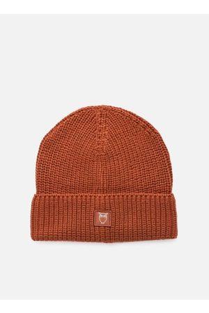 Knowledge Cotton Apparel LEAF ribbing hat - GOTS/Vegan by