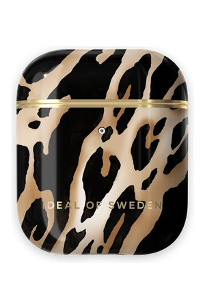IDEAL OF SWEDEN Telefoon - Fashion AirPods Case Iconic Leopard
