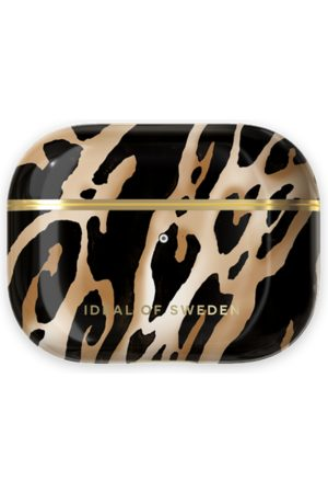 IDEAL OF SWEDEN Telefoon - Fashion AirPods Case Pro Iconic Leopard