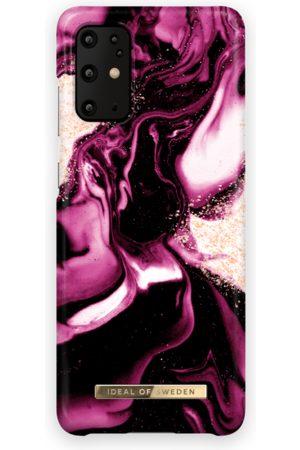 IDEAL OF SWEDEN Telefoon - Fashion Case Galaxy S20 Plus Golden Ruby