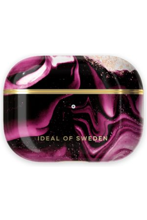 IDEAL OF SWEDEN Telefoon - Fashion AirPods Case Pro Golden Ruby