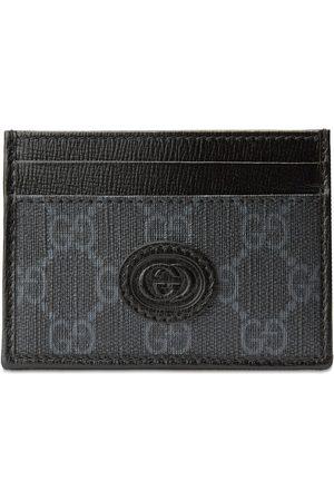 Gucci Heren Portemonnees - Card case with Interlocking G