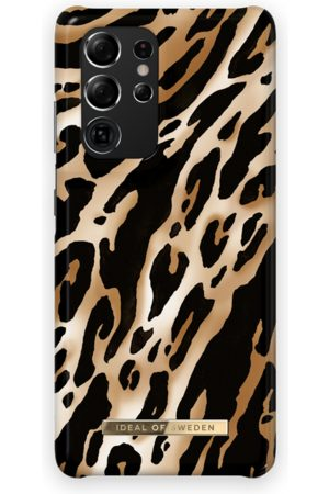 IDEAL OF SWEDEN Telefoon - Fashion Case Galaxy S21 Ultra Iconic Leopard