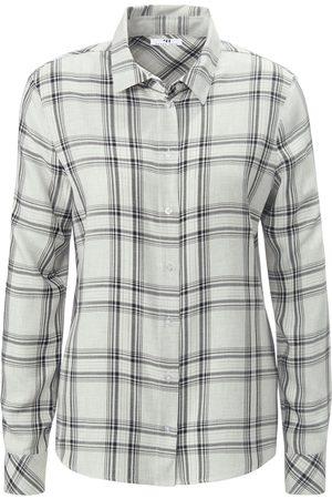 Peter Hahn Dames Blouses - Blouse in overhemdmodel Van