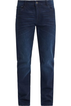 Solid Heren Straight - Jeans 'Finlay