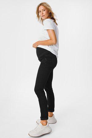 C&A Zwangerschapsjeans-slim jeans-biokatoen