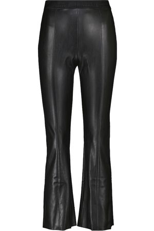 Wolford Jenna slim faux leather pants