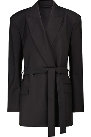 Acne Studios Wool and mohair jacket