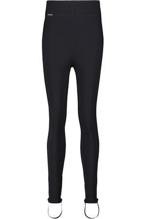 Dolce & Gabbana High-rise stirrup leggings