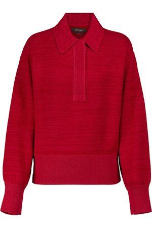 Isabel Marant Dames Sweaters - Heron wool-blend sweater