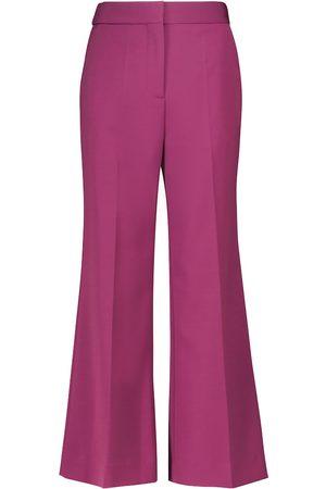 Victoria Victoria Beckham High-rise wide pants