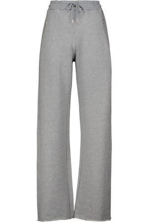 DRIES VAN NOTEN Wide-leg sweatpants