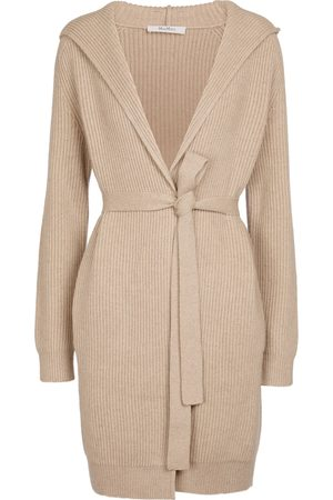 Max Mara Achille wool and cashmere cardigan