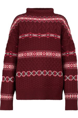 Altuzarra Jac cable-knit wool sweater
