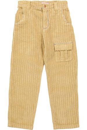 ERL Kids Cotton corduroy pants