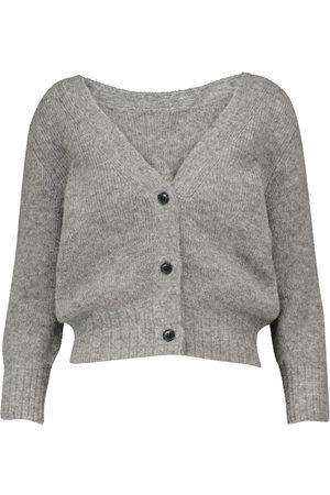 Dorothee Schumacher Soft Flash alpaca and wool-blend cardigan