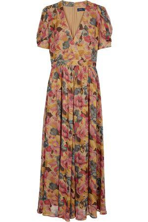 Polo Ralph Lauren Floral maxi dress