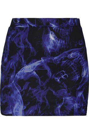 Vetements Printed miniskirt
