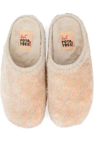 HOT POTATOES Pantoffels 60904 Beige