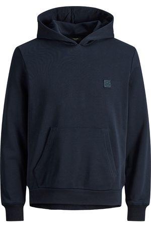 JACK & JONES Heren Sweaters - Hoodie Blauw 12188033