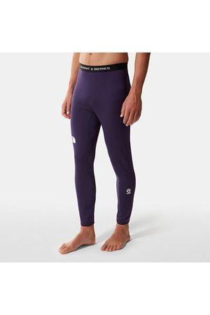 The North Face The North Face Amk L1 Dotfleece-broek Black Cherry Purple Größe L Unisex