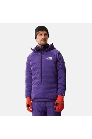 The North Face The North Face Amk L3-50/50 Donshoodie Met Halve Rits Peak Purple Größe L Unisex