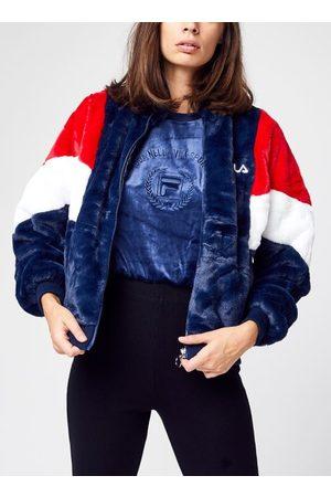 Fila Dames Bontjassen - Women Elin Fake Fur Jacket by