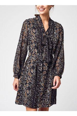 Object Dames Korte jurken - Objanna L/S Short Dress 117 .C by