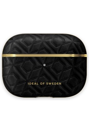 IDEAL OF SWEDEN Atelier AirPods Case Pro Embossed Black